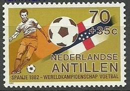 ANTILLAS HOLANDESAS 1982 - CAMPEONATO DEL MUNDO DE FUTBOL ESPAÑA-82 - YVERT Nº 652** - MICHEL 465C** - 1982 – Espagne