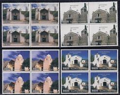 Argentina - 1998 - Chapelles Historiques - Fiambalá - Huacalera - Santo Domingo - Tumbaya - Argentina