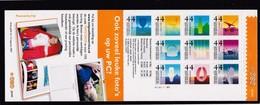 Folienblatt Mit PB 83a, Postfrisch - Carnets Et Roulettes