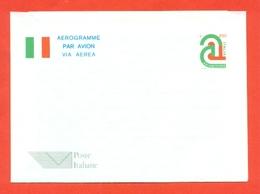 INTERI POSTALI-  - AEROGRAMMI - A28- NUOVO - Francobolli