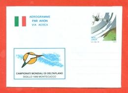 INTERI POSTALI-  - AEROGRAMMI - A28-FDC -  NUOVO - Francobolli
