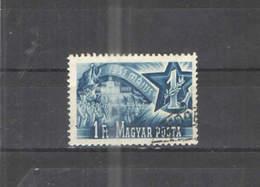 Ungheria PO  1951 Lav.Piazza Eroi  Scott.937+See Scan On Album Page; - Ungheria