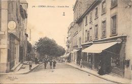 COURS - Grande Rue - Cours-la-Ville