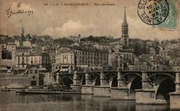 92 - SAINT-CLOUD - Vue Générale - Saint Cloud