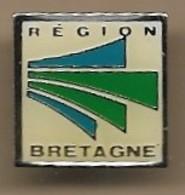 Pin's Région Bretagne - Administrations