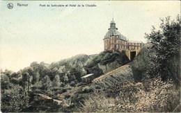 NAMUR - Pont Du Funiculaire Et L'Hôtel De La Citadelle - Nels, Série 16, N° 52 - Namen
