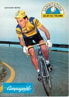 MORO Giovanni ITA (Codognè (Veneto), 8-1-'58) 1983 Sammontana - Campagnolo - Ciclismo