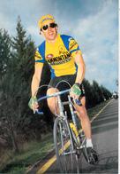 MOUNT George USA (Princeton (New Jersey), 14-9-'55) 1981 Sammontana - Benotto - Cyclisme