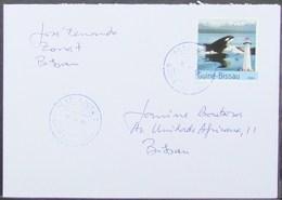 Guine-Bissau - Local Cover Marine Life Dolphin Orca Lighthouse - Delfine