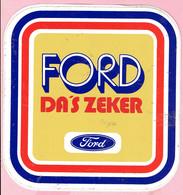 Sticker - FORD Da's Zeker - Ford - Autocollants
