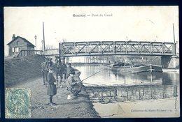 Cpa Du 02  Quessy Pont Du Canal    JM22 - France