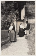 Postcard Austria Austrian National Costume My Ref  B13596 - Costumes