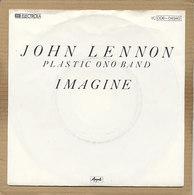 "7"" Single, John Lennon, Imagine - Disco, Pop"