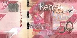 KENYA 100 SHILLINGS 2019 P-52a UNC [KE144a] - Kenia