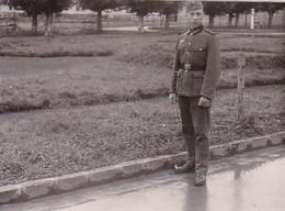 Foto Deutscher Soldat  - 2. WK - 10*7,5cm (43155) - War, Military