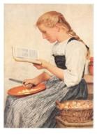 TH-TABLEAUX & PEINTURE ALBERT ANKER-N°C-3580-B/0151 - Peintures & Tableaux