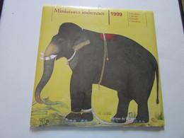 Calendrier, Miniatures Indiennes - Libros, Revistas, Cómics