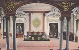 Palacio Nacional, Salon Del Congreso  SAN SALVADOR  - Bon état - - Salvador