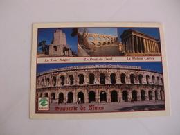 Postcard Postal France Gard Nimes - Nîmes