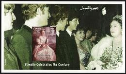 Somalia 1999 _ The Beatles & Queen Elizabeth, Lady Of The Century _ MNH** - Somalia (1960-...)