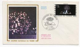 FDC France 1980 - Journée Du Timbre 1980 - YT 2078 - 08 Sedan - 1980-1989