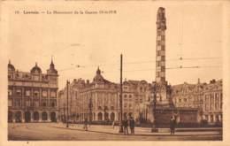 LOUVAIN - Le Monument De La Guerre 1914-1918 - Leuven