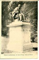 75005 PARIS - Statue De Voltaire, Square Monge - éditée Par Le Printemps - Paris (05)