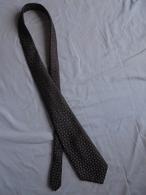 Vintage - Cravate Marron Steve Craig Années 60 - Cravates