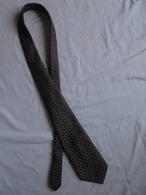 Vintage - Cravate Marron Steve Craig Années 60 - Ties