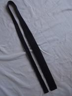 Vintage - Cravate Noire - Cravates