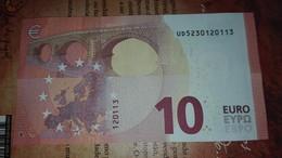 10 EURO FRANCE - U010I4 - CHARGE 23 - UD5230120113 - U010 I5  - UNC - NEUF - 10 Euro
