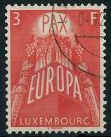 LUXEMBURG 1957 Nr 573 Gestempelt X97D5D2 - Luxemburgo