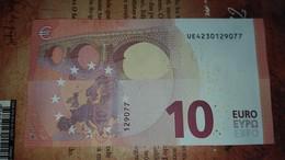 10 EURO FRANCE - U010I5 - CHARGE 23 - UE4230129077 - U010 I5  - UNC - NEUF - 10 Euro