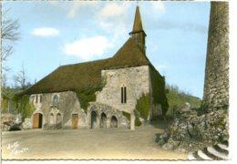 15270 LANOBRE - La Chapelle Du Château De Val Au Bord Du Lac De Bort - Qualité Photo Véritable - Otros Municipios