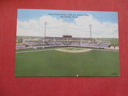 Guinn Field Home Of The San Angelo Colts  San Angelo Texas      Ref    3581 - Postcards