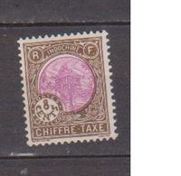 INDOCHINE        N°  YVERT  :  TAXE 51   NEUF AVEC  CHARNIERES      ( 02/37   ) - Portomarken