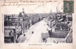 80 -  Somme -  MONTDIDIER -  Vue Generale - Montdidier