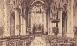 Wanfercée-Baulet Intérieur De L'Eglise Circulée En 1947 - Fleurus