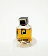 Miniatures De Parfum  PACO RABANNE  Pour  HOMME - Miniaturen Flesjes Heer (zonder Doos)