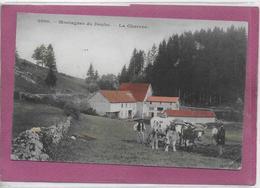 25.- MONTAGNES DU DOUBS  -  La Charrue - Unclassified