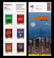 Portugal 2019 Comic Con Banda Desenhada Bande Dessinée Comics Banda Dibujada Culture Pop Anime Manga Oeiras Algés - Comics