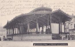 Louvain N° 82 Le Marché Aux Poissons Circulée En 1905 - Leuven