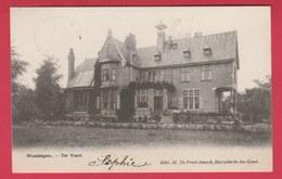 """Wondelgem - Villa """" Ter Vaart """"  - 1908 ( Verso Zien ) - Gent"""
