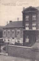 Pensionnat De La Visitation Gilly-Haies Un Coin De La Façade Parloirs Circulée En 1919 - Fleurus
