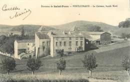 34 , Environs De ST PONS , PONTGUIRAUD Pardailhan Le Chateau , * 399 61 - France