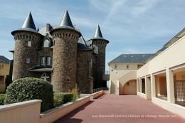 Barneville-Carteret (50)- Château De Chimay (Edition à Tirage Limité) - Barneville