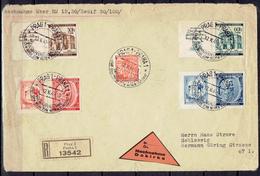 BOHEMIA & MORAVIA #  LETTER FROM 1941 - Boemia E Moravia