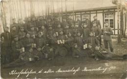 CARTE PHOTO ALLEMANDE 1913 - Schwerin