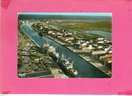 CP.  11.  PORT  LA  NOUVELLE.  VUE  GENERALE - Port La Nouvelle