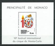 MONACO 1984 . Bloc Feuillet N° 29 . Neuf ** (MNH) - Blocs